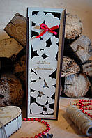 """Коробка для вина """"День Влюбленных"""", оригинальный подарок"""