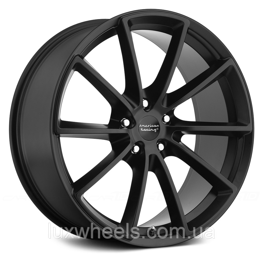 AMERICAN RACING VN806 Satin Black