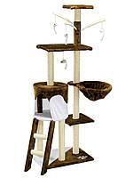 Домик,гамак когтеточка для кошки 138см XL