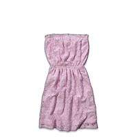 Лиловое платье Gilly Hicks