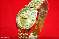 Женские часы Rolex DateJust President Watch