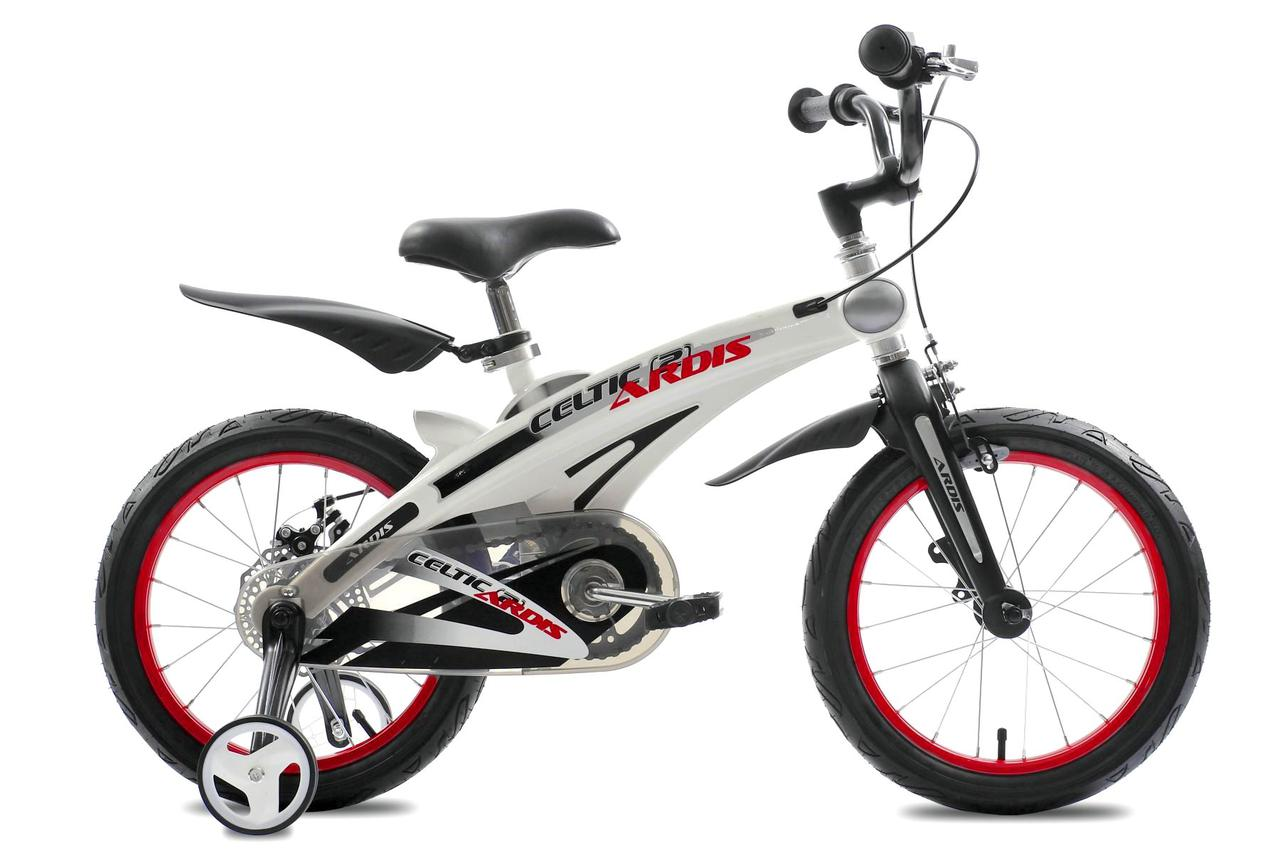 """Детский велосипед ARDIS CELTIC-2 BMX 16""""  Белый"""