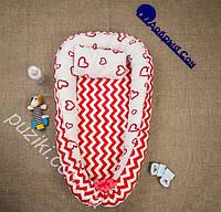 Позиционер для новорожденного с подушкой для девочки, позиционеры для новорожденных оптом от производителя