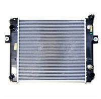 Радиатор для погрузчика ТСМ FD20-30Z5 двиг С240 № 234B2-10101