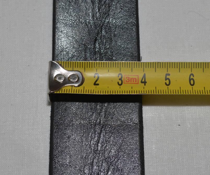 Кожаный мужской ремень Tommy Hilfiger| 2-21 (копия), фото 2