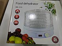 """Сушилка для продуктов """"Food dehydrator"""" SBL 1215"""