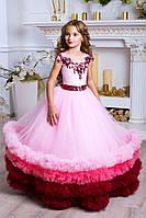 Детское нарядное платье 2018/sh-012 - индивидуальный пошив