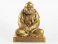 Статуя Бодхидхарма из бронзы