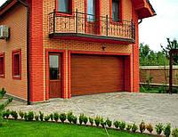 Ворота гаражные подъемные Алютех CLASSIC 3050х2850