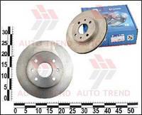 Тормозные диски передние вент. ВАЗ 2110-12 R13 (ROTINGER)