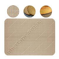 Тефлоновый коврик для выпечки сетчатый, 2Х2 мм, 300х400 мм
