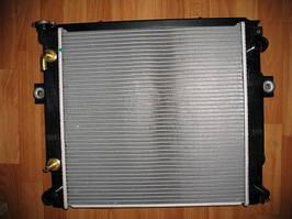 Радиатор к погрузчику TCM FG20-T3 № 236L210102