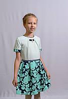 Платье для девочек 134-152 роста Юлия