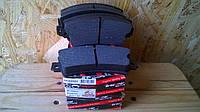 Колодки тормозные передние  DACIA SOLENZA/SUPERNOVA BRECKNER (6001545576) bk42001