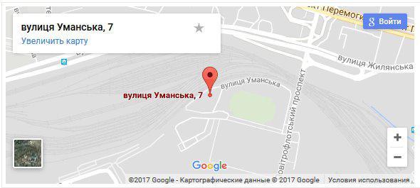 Шинный центр VIANOR, г. Киев, ул. Уманская, 7 (за стадионом ЦСКА)