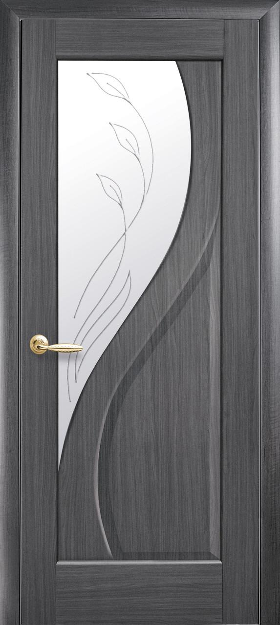 Дверное полотно Прима (Grey)