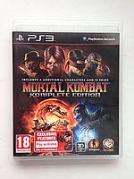 Видео игра Mortal Kombat: Komplete Edition (PS3)