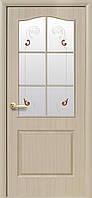 Дверное полотно Классик (Ясень)