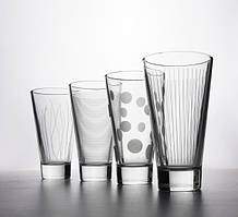 Набор высоких стаканов Luminarc Lounge Club 350 мл 4шт N5283