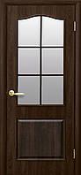 Дверное полотно Классик (Орех premium)