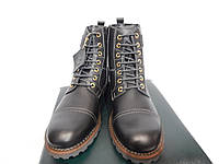 Ботинки мужские демисезонные Timberland р.41 кожа (сток)