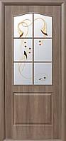 Дверное полотно Классик (Золотая ольха)