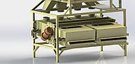 Сепаратор для зерна НИВА-5