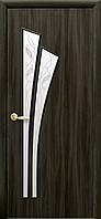 Дверное полотно Лилия (Кедр)