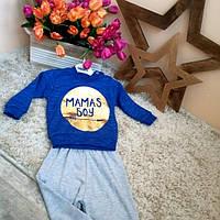 Костюм для мальчиков Оптом и в розницу Турция от 9 до 18 мес Mamas boy, фото 1