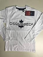Кофта-футболка, свитшот для мальчиков 7-12лет