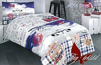 Полуторный комплект постельного белья   для подростков