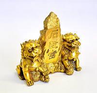Храмовые львы - фен-шуй символы величия, власти и управленияосвящен
