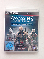 Видео игра Assassins Creed сборник 5 игр в 1 (PS3)