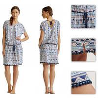 Платье Туника Домашнее женское LHT 830 KEY Польша