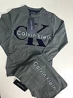 Кофта-футболка, свитшот Calvin Klein для мальчиков 7-12лет