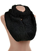 Теплый женский шарф снуд