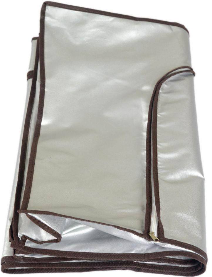Универсальный чехол для хранения одеял TRAUM 7017-14 серебристый