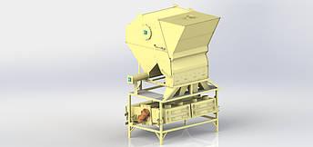 Воздушно-решетный сепаратор НИВА-300, фото 2
