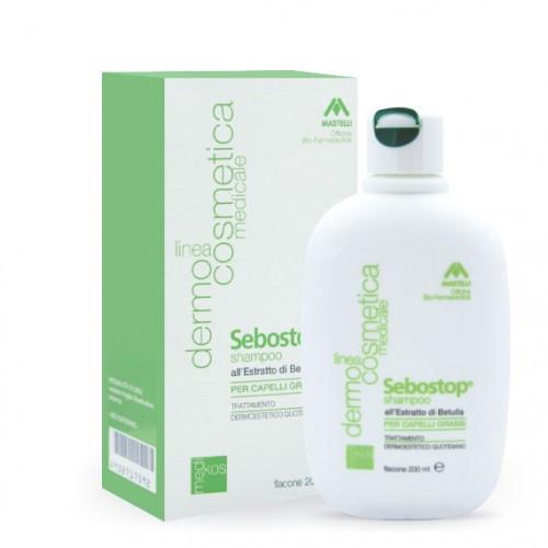 Шампунь для жирных волос Shampoo for Greasy Hair 100ml