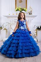 Детское нарядное платье 2018/sh-019 - индивидуальный пошив