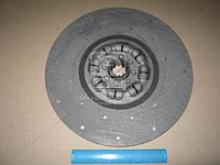 Диск сцепления ведомый МАЗ-4370, ПАЗ-4234, ЗИЛ (двигательД245) (производство Денит, г.Тюмень), AEHZX