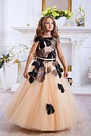 Детское нарядное платье 2018/sh-021 - индивидуальный пошив