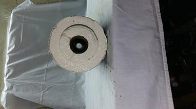 Шкаралупа ППУ (пінополіуретан) без покриття для теплоізоляції труб Ø 25/40 мм, фото 2