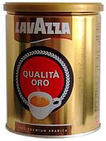 Lavazza oro 250 грм. Молотый кофе 100% арабика. Италия. , фото 1