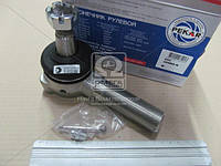 Наконечник тяги рулевой ЗИЛ 4331,5301 поперечной левый (Производство Пекар) 4331-3414059-10, ADHZX