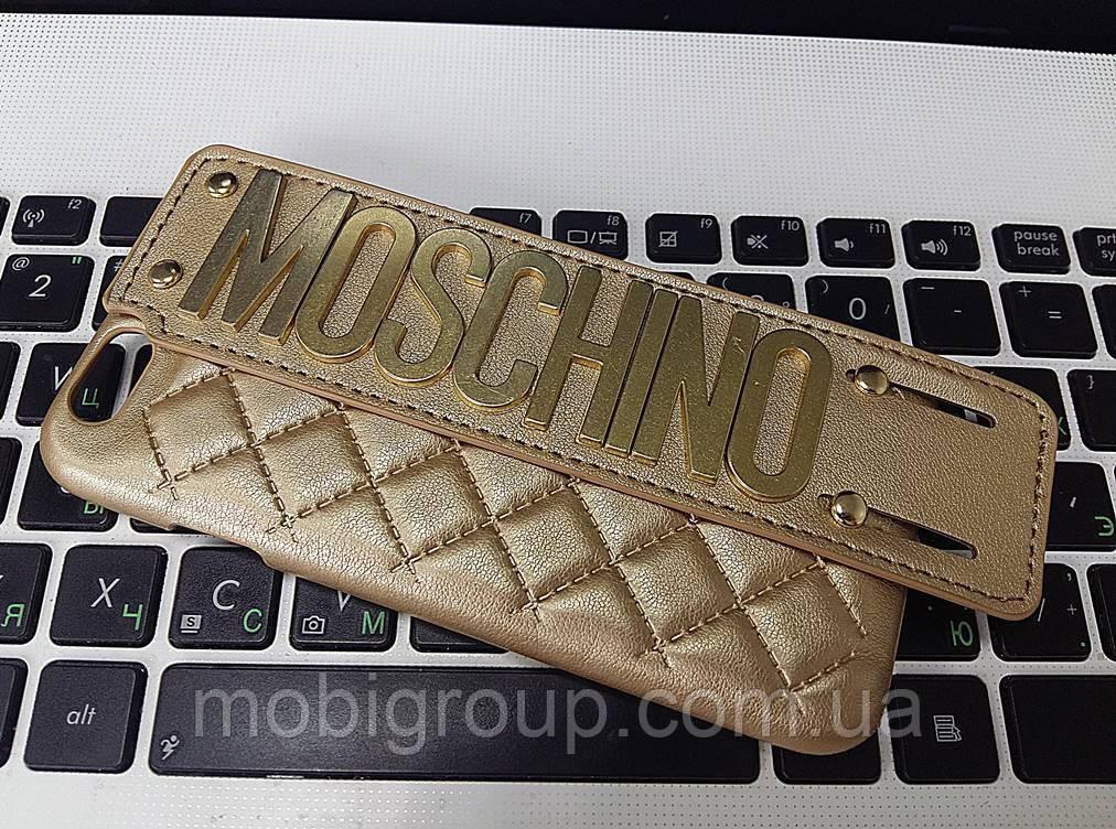 Чехол - накладка Moschino iPhone 6s/6