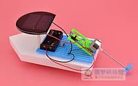"Развивающий конструктор ""Катер на солнечной батарее"""