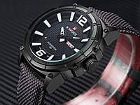 Мужские наручные кварцевые часы Naviforce NF9066-BWGY