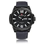 Мужские наручные кварцевые часы Naviforce NF9066-BWGY, фото 4