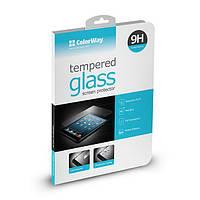 Защитное стекло 9H ColorWay Глянцевое 2.5D для Samsung Galaxy Tab 3 7.0 Lite SM-T110/SM-T111/SM-T113/SM-T116,